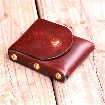 Leather Wallets to Last a Lifetime