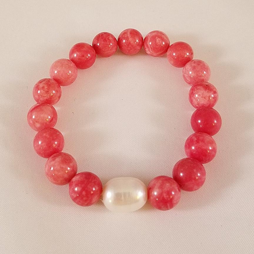 Bracelet-Pink-Jade-with-Large-Pearl-1.jpg