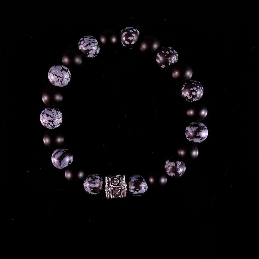 Mens-10mm-Hepta-Barrel-with-Matte-Snowflake-Obsidian-and-Onyx-1.jpg