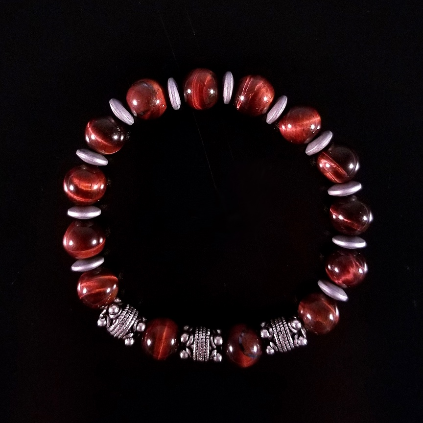 Mens-10mm-Red-Tiger-Eye-and-Silver-with-Hematite-Discs-1.jpg