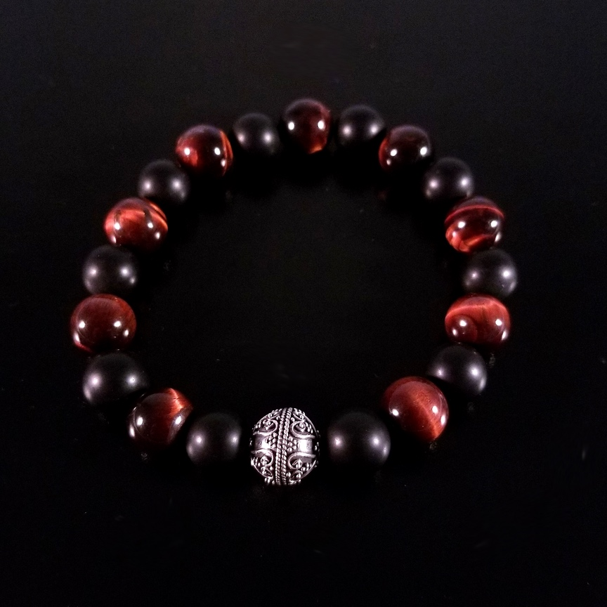 Mens-10mm-Red-Tiger-Eye-with-Onyx-and-SIlver-2.jpg
