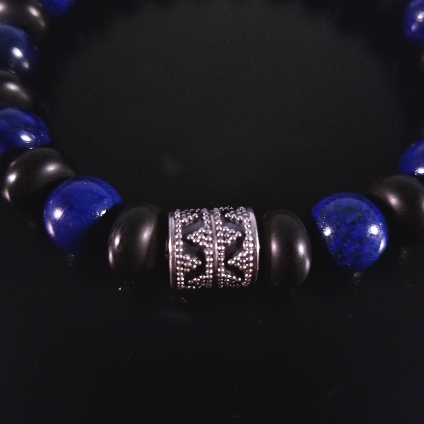 Mens-Barrel-with-Lapis-and-Onyx-Rondelles-3.jpg